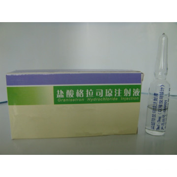 High Quality Granisertron HCl (Hydrochloride) and Sodium Chloride Injection