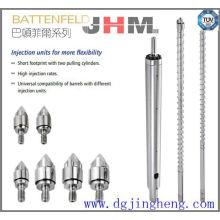 Battenfeld Máquina de Moldagem por Injeção Screw Barrel