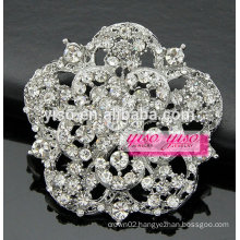 new floral flower pin brooch