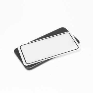 O novo telefone Chegando XS protetor de tela de vidro temperado AB colando cobertura total para o telefone XS