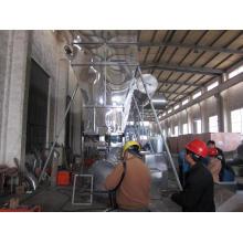 XF alimentação Industrial Horizontal, máquina de secagem