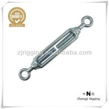 Aparejo de cable de tensor de hierro fundido