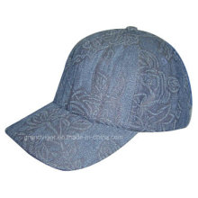 Five Panels Custom Printing Polyester Baseball Cap