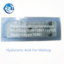 L'acide hyaluronique constitue une solution viscoélastique