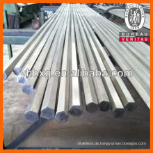 Erstklassige Qualität sechseckigen Stab aus rostfreiem Stahl