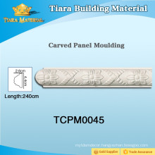 China fashion designs wholesale crown molding for house use