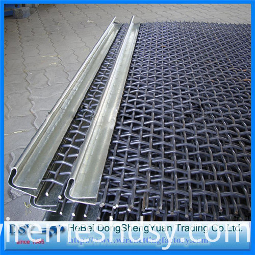 304L crimped wire mesh