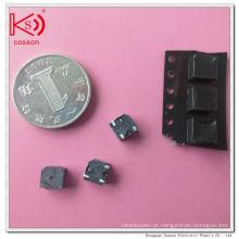 3V menor unidade externa alto dB Magnetic SMD Buzzer