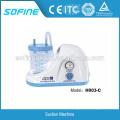 Unidade de aspiração dental portátil elétrica de alta qualidade