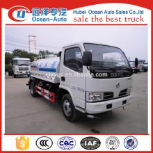 Camión cisterna del agua de la capacidad de DFAC 5000L para la venta