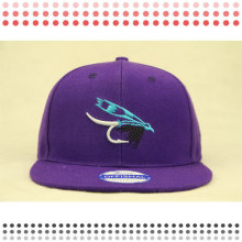 Fashion Purple 5 Panel Snakback Hats