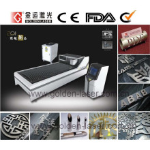 6mm Steel Laser Cutting Machine for Metal Plate, Tube, Sheet