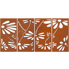 Laser Cutting Decorative Wall Panel