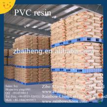Colar de resina de pvc