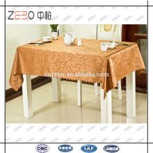 Banquete ou festa usado coloridos baratos retangular Jacquard toalhas de mesa