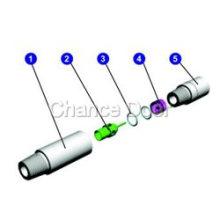 Dentro de BOP - Válvula de retención en forma de flecha
