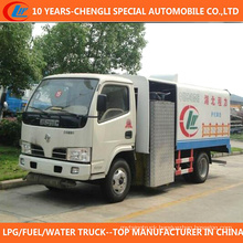 Brand Washing Guardrail Truck China Guardrail Cleaning Truck