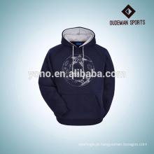 Hoodies em branco atacado mulheres alta personalizado top quality impresso personalizado hoodies de algodão por atacado para homens