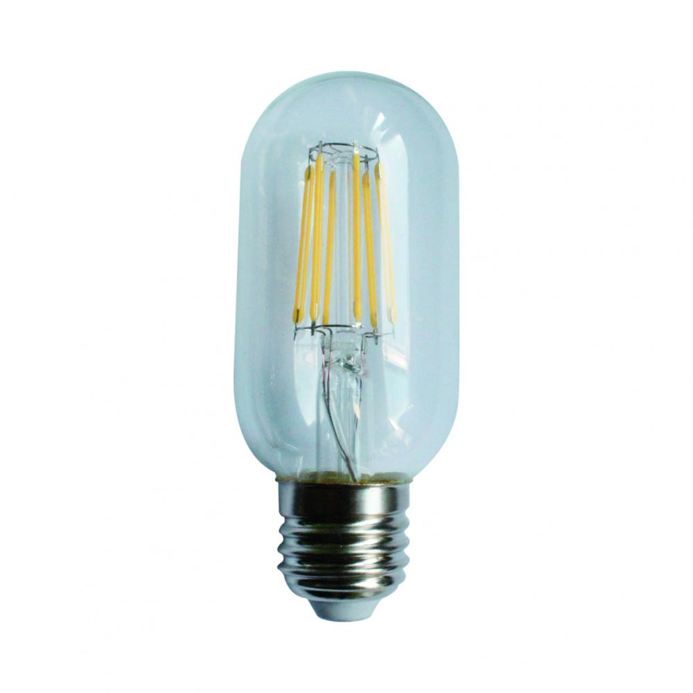 High Brightness LED Filament Lamp T45 6W