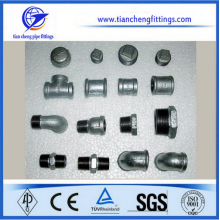 Malleable Iron Pipe Fittings Hot Dip Galvanizing