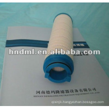 PALL CORELESS LOW PRESSURE FILTER ELEMENT UE219AT08H