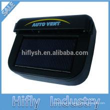 HF-601 Neue 1W Auto Cool Solar Power Car Fan solar powered elektrischen Ventilator