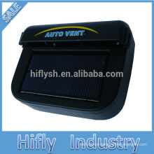 HF-601 New 1W Auto Cool Solar Power Car Fan solar powered electric fan
