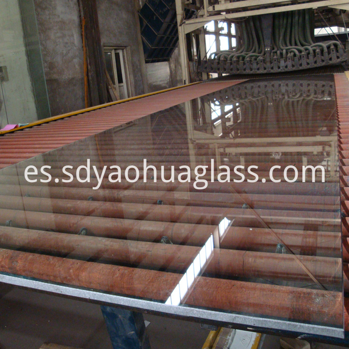 Big Size Toughened Glass