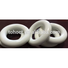 Insulation electrical steatite rings pipes tubes rods