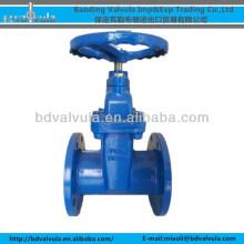 DIN Z45X-10/16 vanne de fermeture étanche en fonte ductile
