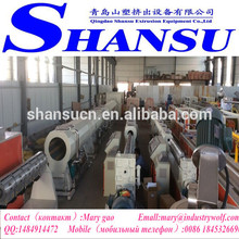 2014-2015 new plastic water pipe making machine