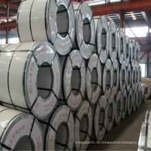 TISCO 304,316,201,430,1.4401,1.4404 kaltgewalzter Stahlspule