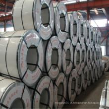 TISCO 304.316.201.430,1.4401,1.4404 bobina de aço laminada a frio