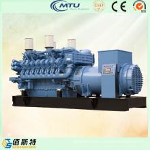 Mtu Motor 1200kVA Elektrische Macht Diesel Erzeugung Set Fertigung