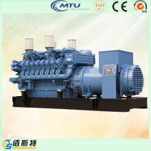 Mtu Engine 1200kVA Electric Power Diesel Generating Set Manufacture