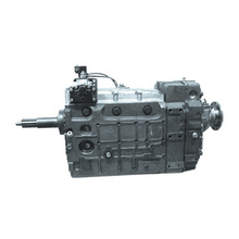 ZF Transmission Easy shift