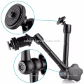 """HOSHI 11 inch magic arm Adjustable Friction Articulating with 1/4"""" & Hot Shoe Mount for Camera LED light DSLR LCD Monitor Lightdow 11 inch magic arm Adjustable Friction Articulating with 1/4"""" & Hot Shoe Mount for Camera LED light DSLR LCD Monitor"""