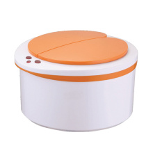 Tres colores disponibles Creative plástico Mini Sensor Dustbin