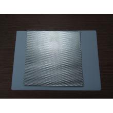 1050 Plaque en aluminium gaufré avec motif diamanté