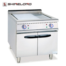 Big Capacity Reasonal kitchen Industrial Design Stainless Steel Griddle