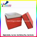 Dekorative Quadratische benutzerdefinierte Papier Karton Kerze Verpackungsboxen