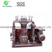 Compresseur de gaz N2 pour remplissage de gaz d'azote ou remplissage de bouteille d'azote