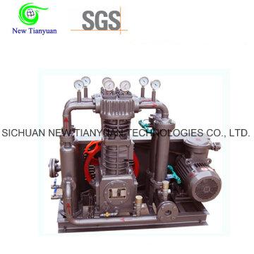 Compresor de gas N2 para reemplazo de gas de nitrógeno o llenado de botellas de nitrógeno