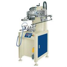 Máquina automática de impressão de tela de seda cilíndrica com dimer de impressão máxima 300mm