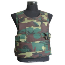Tactical Type 2 Military Equipment 2 Grade Protection Soft Bulletproof Vest