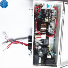 Chicote de fios do chicote elétrico da caixa de controle para o carro com os conectores masculinos e fêmeas