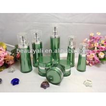 Empty Plastic Cosmetic Cream Embalagem Frasco 5ml 15ml 30ml 50ml