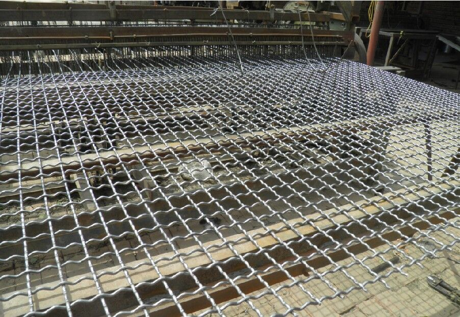 Plain menenun Wire 120 Mesh Stainless Steel