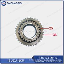 Genuine NKR Transmission Mainshaft 5TH Gear Z=25:36 8-97174-961-0