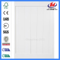JHK-S04 2 Panel Design Blanco Granero Puerta